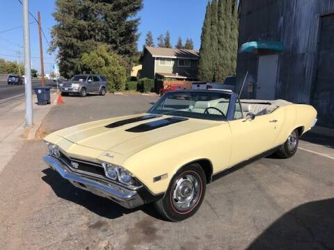 1968 Chevrolet Chevelle for sale at Route 40 Classics in Citrus Heights CA