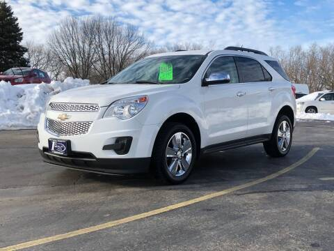 2014 Chevrolet Equinox for sale at 1st Quality Auto - Waukesha Lot in Waukesha WI
