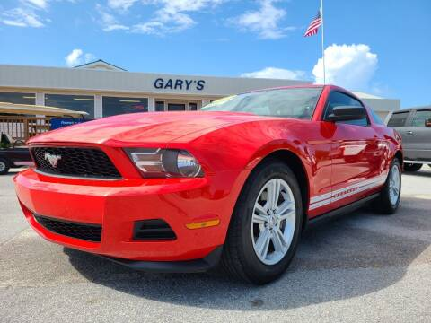 2011 Ford Mustang for sale at Gary's Auto Sales in Sneads Ferry NC