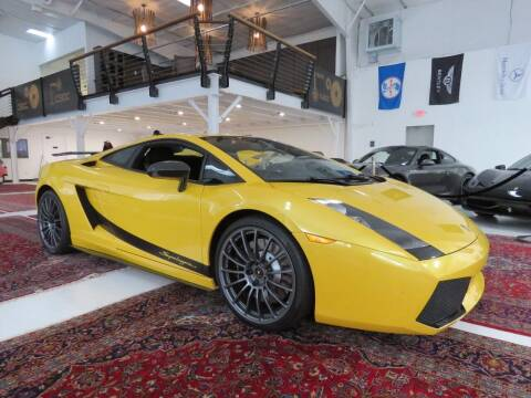 2008 Lamborghini Gallardo for sale at Cabriolet Motors in Morrisville NC