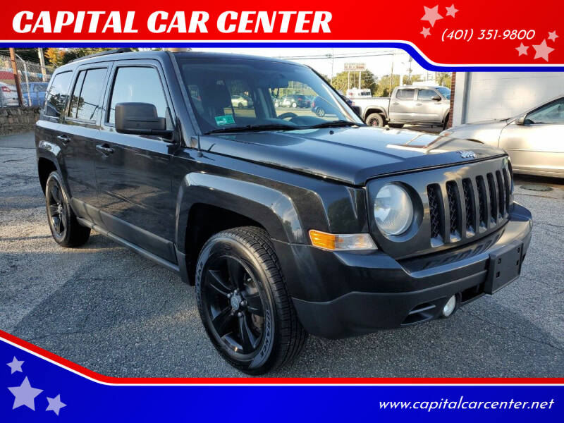 2011 Jeep Patriot for sale at CAPITAL CAR CENTER in Providence RI