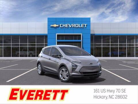 2022 Chevrolet Bolt EV for sale at Everett Chevrolet Buick GMC in Hickory NC