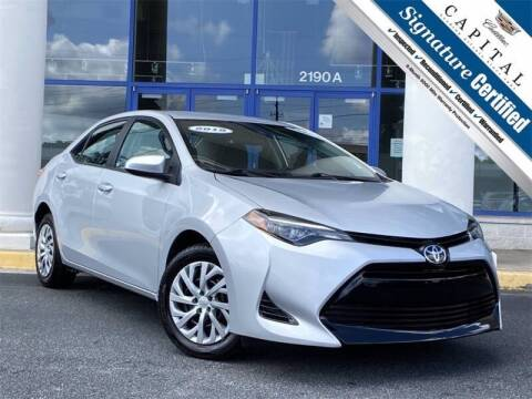2018 Toyota Corolla for sale at Southern Auto Solutions - Georgia Car Finder - Southern Auto Solutions - Capital Cadillac in Marietta GA
