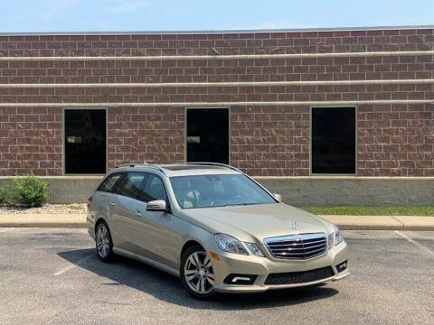 2011 Mercedes-Benz E-Class for sale at A To Z Autosports LLC in Madison WI