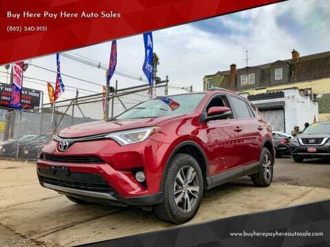 2018 Toyota RAV4 for sale at Buy Here Pay Here Auto Sales in Newark NJ