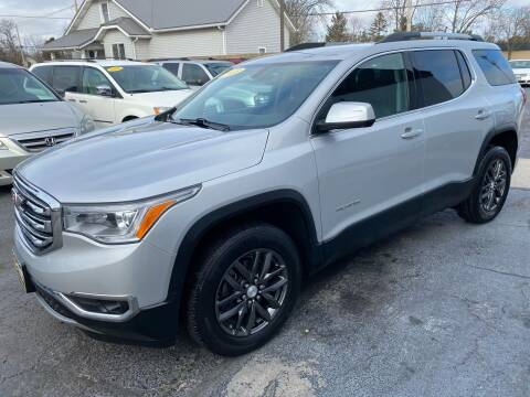 2018 GMC Acadia for sale at Huggins Auto Sales in Ottawa OH