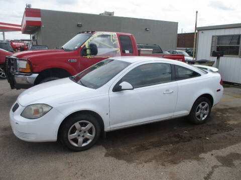 2009 Pontiac G5 for sale at BUZZZ MOTORS in Moore OK