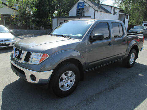 2008 Nissan Frontier for sale at Summit Auto Sales in Reno NV