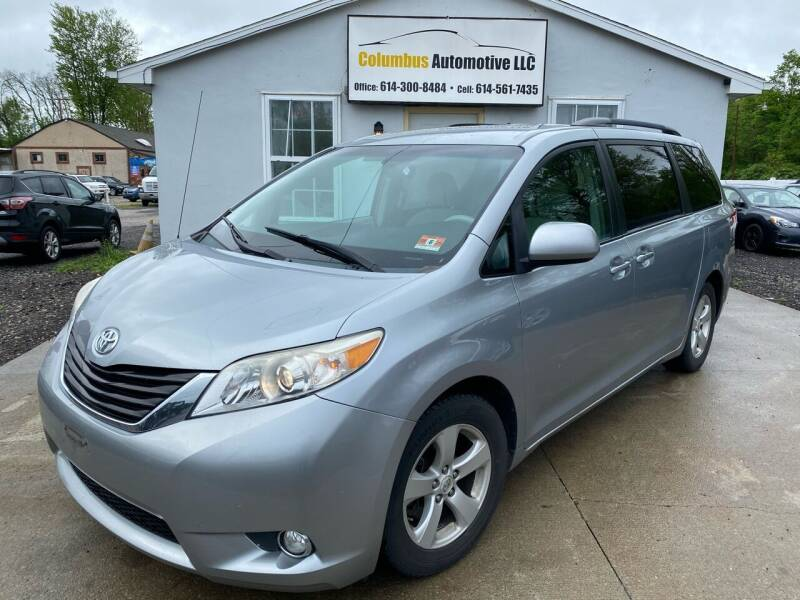 2011 Toyota Sienna for sale at COLUMBUS AUTOMOTIVE in Reynoldsburg OH