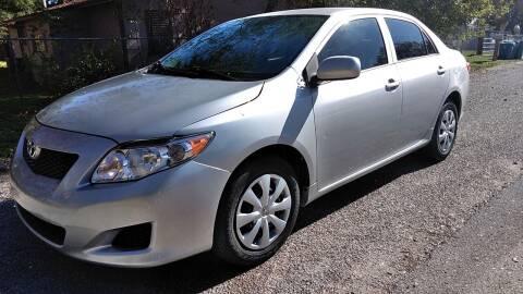 2010 Toyota Corolla for sale at John 3:16 Motors in San Antonio TX