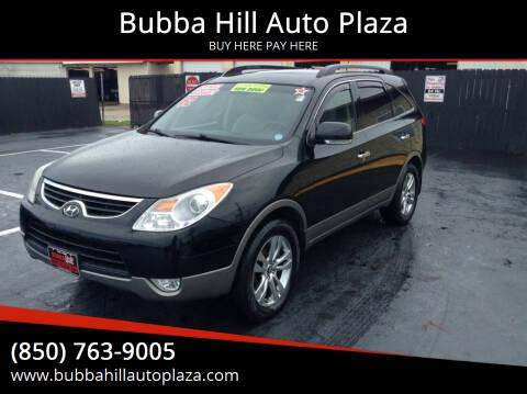 2012 Hyundai Veracruz for sale at Bubba Hill Auto Plaza in Panama City FL