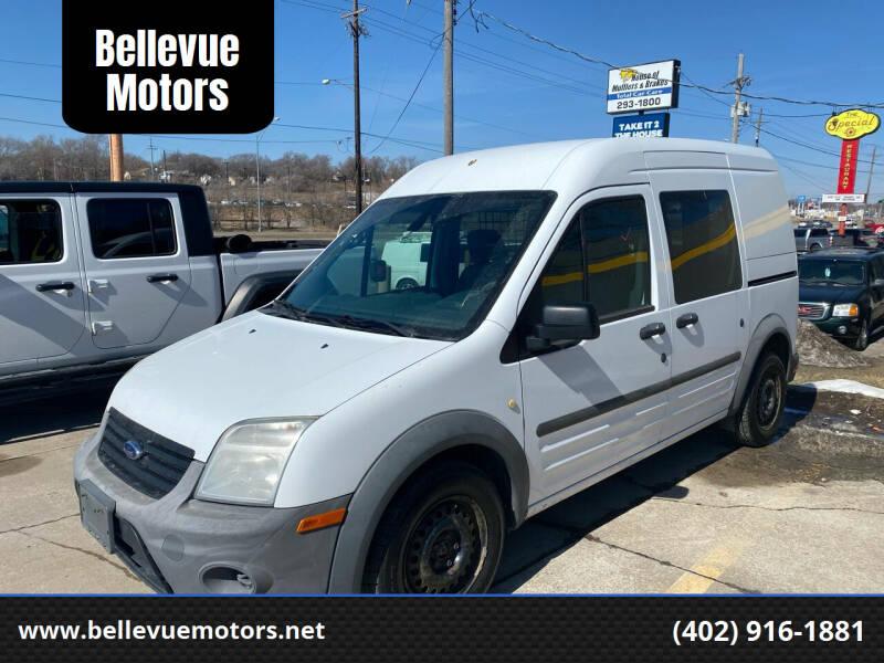 2011 Ford Transit Connect for sale at Bellevue Motors in Bellevue NE