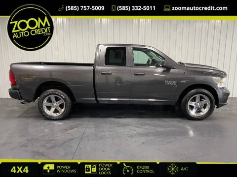 2018 RAM Ram Pickup 1500 for sale at ZoomAutoCredit.com in Elba NY