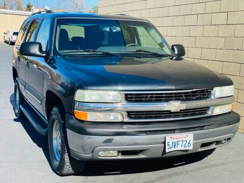 2004 Chevrolet Tahoe for sale at Auto Zoom 916 in Rancho Cordova CA