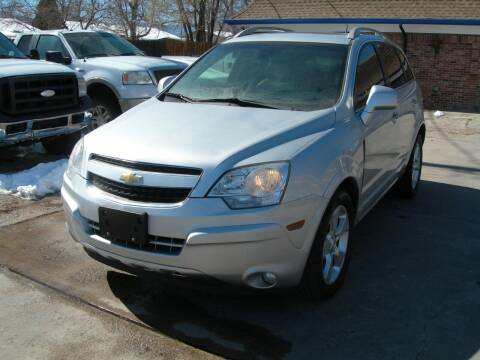 2014 Chevrolet Captiva Sport for sale at Springs Auto Sales in Colorado Springs CO