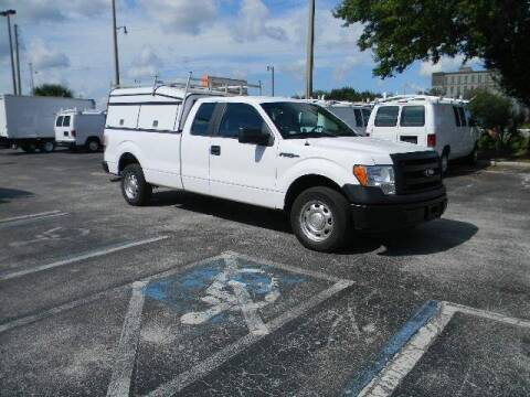 2014 Ford F-150 for sale at Longwood Truck Center Inc in Sanford FL