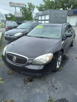2006 Buick Lucerne for sale at D and D All American Financing in Warren MI