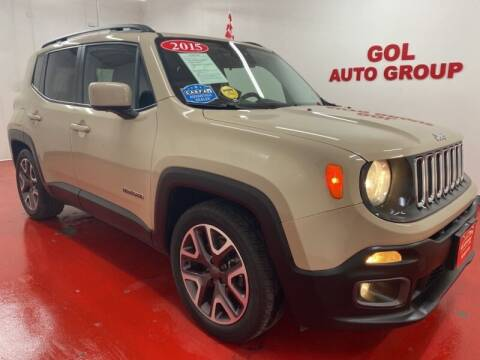 2015 Jeep Renegade for sale at GOL Auto Group in Austin TX