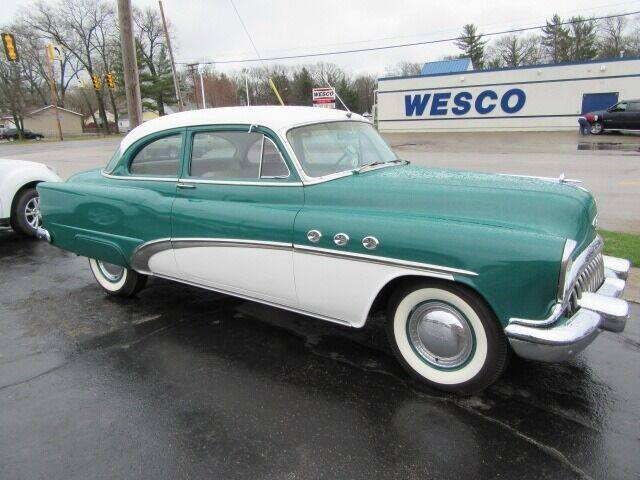 1953 Buick 40 Special for sale at Bill Smith Used Cars in Muskegon MI