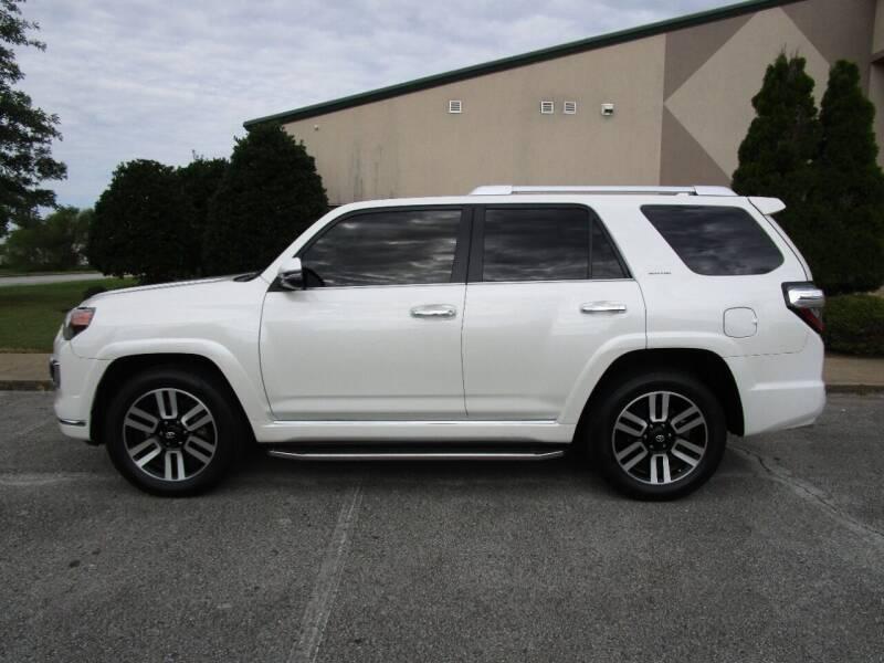 2015 Toyota 4Runner for sale at JON DELLINGER AUTOMOTIVE in Springdale AR