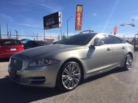 2011 Jaguar XJL for sale at Moving Rides in El Paso TX
