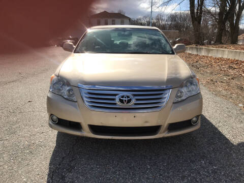 2010 Toyota Avalon for sale at Worldwide Auto Sales in Fall River MA