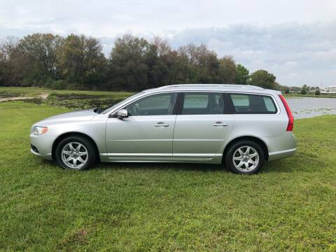 2009 Volvo V70 for sale at Unique Sport and Imports in Sarasota FL