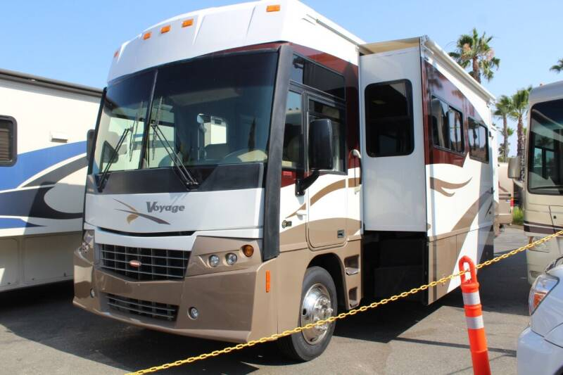 2007 Winnebago Voyage 36a Workhorse for sale at Rancho Santa Margarita RV in Rancho Santa Margarita CA