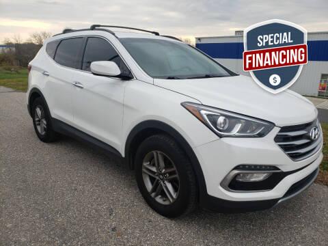 2017 Hyundai Santa Fe Sport for sale at TruckMax in Laurel MD