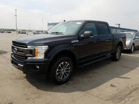 2018 Ford F-150 for sale at All Affordable Autos in Oakley KS