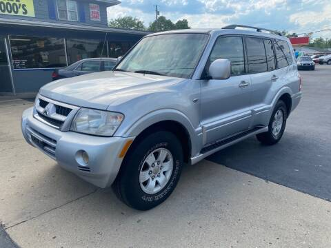2004 Mitsubishi Montero for sale at Wise Investments Auto Sales in Sellersburg IN