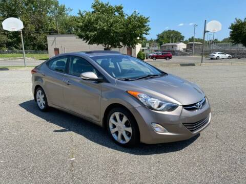 2012 Hyundai Elantra for sale at Cars With Deals in Lyndhurst NJ
