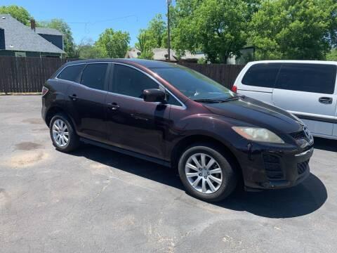 2010 Mazda CX-7 for sale at Elliott Autos in Killeen TX