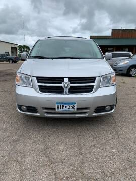 2010 Dodge Grand Caravan for sale at El Rancho Auto Sales in Marshall MN