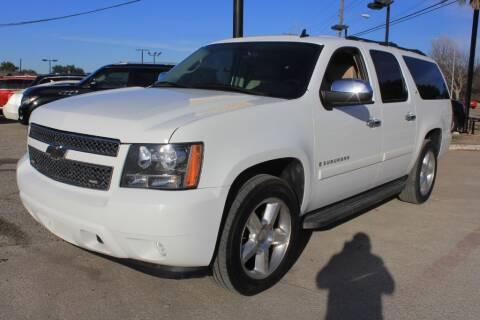 2008 Chevrolet Suburban for sale at Flash Auto Sales in Garland TX