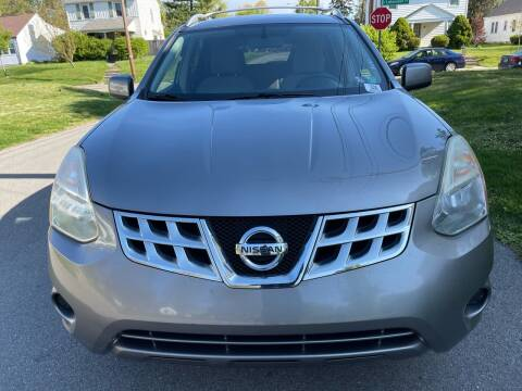 2011 Nissan Rogue for sale at Via Roma Auto Sales in Columbus OH