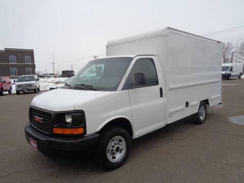 2003 GMC Savana Cutaway for sale at King Cargo Vans INC in Savage MN