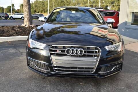 2013 Audi S5 for sale at Heritage Automotive Sales in Columbus in Columbus IN