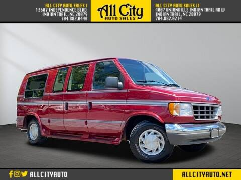 1994 Ford E-Series Cargo for sale at All City Auto Sales in Indian Trail NC