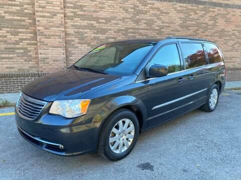 2014 Chrysler Town and Country for sale at Quick Stop Motors in Kansas City MO