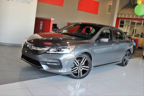 2017 Honda Accord for sale at Quality Auto Center of Springfield in Springfield NJ