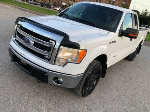 2013 Ford F-150 for sale at Supreme Auto Gallery LLC in Kansas City MO