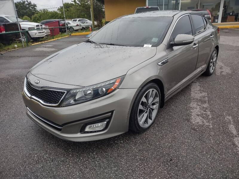 2015 Kia Optima for sale at Southeast Auto Inc in Baton Rouge LA