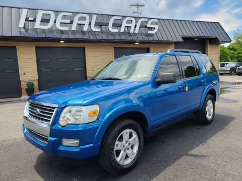 2010 Ford Explorer for sale at I-Deal Cars in Harrisburg PA