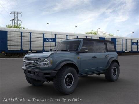 2021 Ford Bronco for sale at NICK FARACE AT BOMMARITO FORD in Hazelwood MO