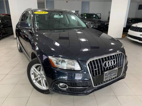 2014 Audi Q5 for sale at Auto Mall of Springfield in Springfield IL
