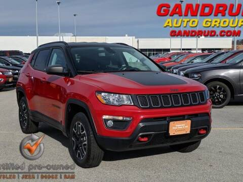 2019 Jeep Compass for sale at Gandrud Dodge in Green Bay WI