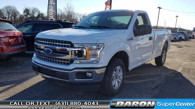 2019 Ford F-150 for sale at Baron Super Center in Patchogue NY