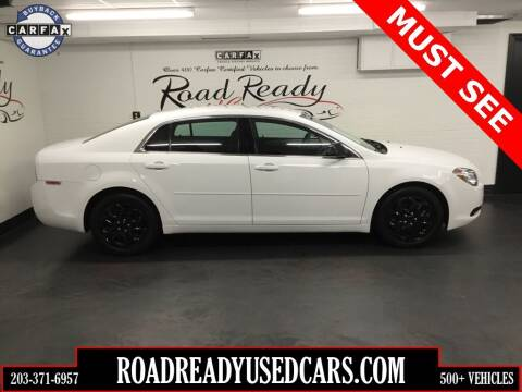 2010 Chevrolet Malibu for sale at Road Ready Used Cars in Ansonia CT