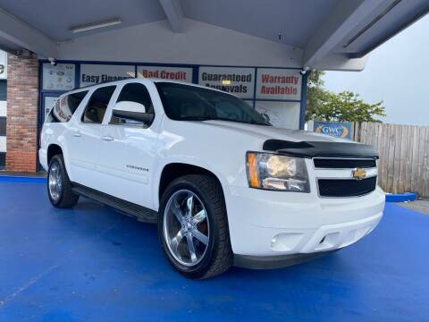 2014 Chevrolet Suburban for sale at ELITE AUTO WORLD in Fort Lauderdale FL